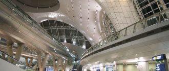 800px Incheon International Airpot interesting architecture