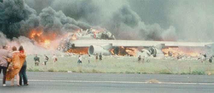 Авиакатастрофа в Тенерифе