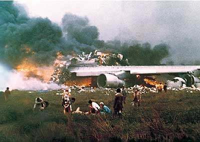 Авиакатастрофа в Тенерифе 1977 года
