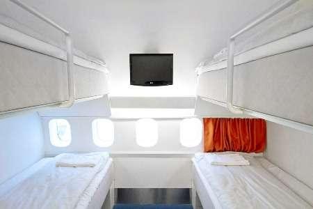 отель на борту Боинга 747