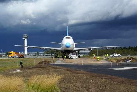Отель Jumbohostel на борту Боинга 747