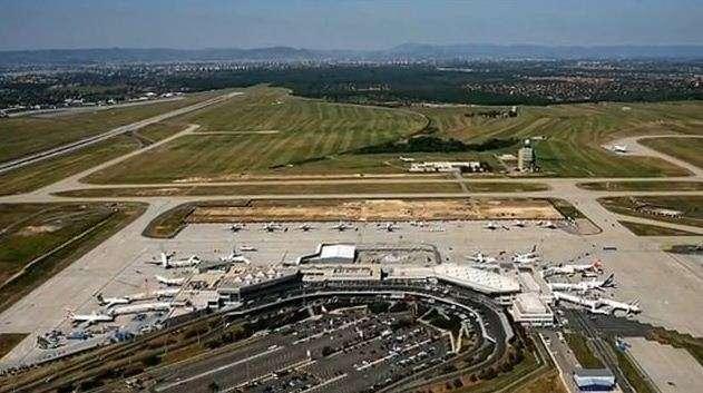 Международный аэропорт Будапешта