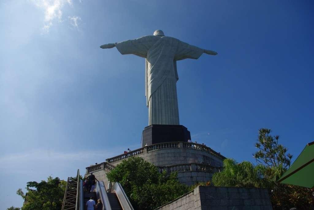 СтатуяХриставРио де Жанейро