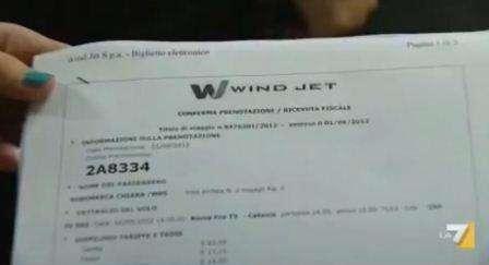 Рейсы Wind Jet отменили