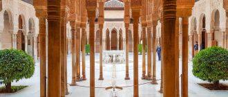 04 2 internal area of alhambra