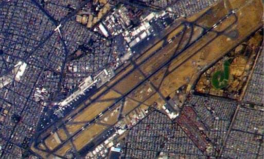 Аэропорт в Мехико