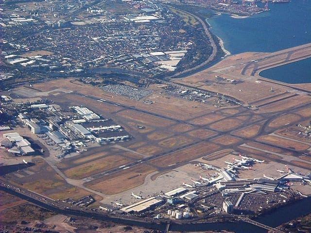 Аэропорт Сиднея (Австралия)