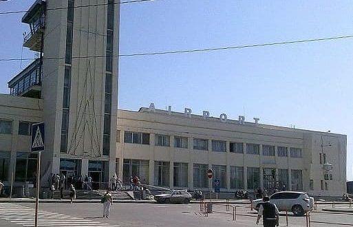 Аэропорт в Самаре