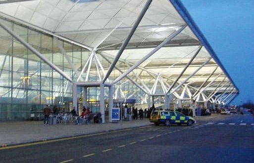 Аэропорт Станстед (Лондон, Англия)