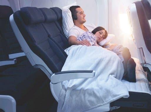 Как выспаться в полете на самолете