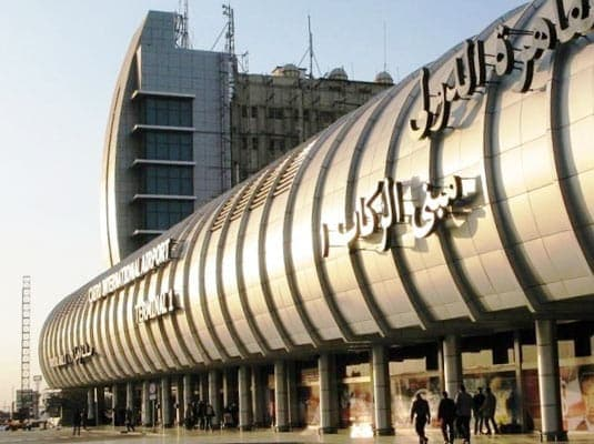 Аэропорт Египет