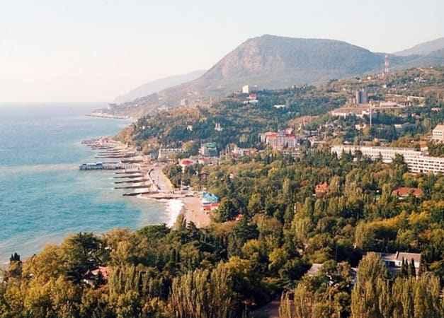 Алушта – жемчужина Крымского полуострова