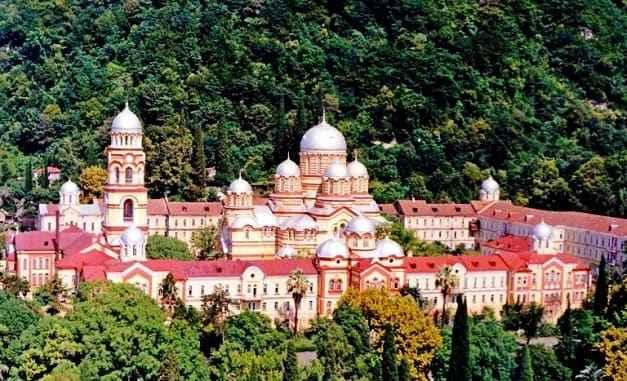 Новоафонсый монастырь