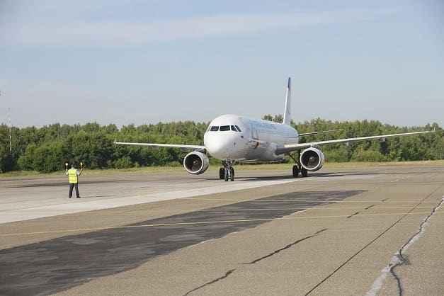 Авиакомпания Пионер