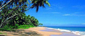 Пляж Шри Ланка
