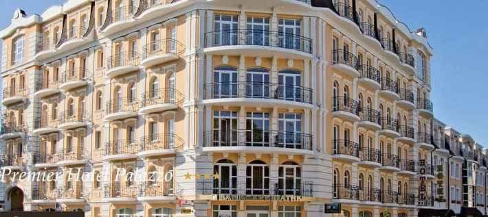 Гостиница Premier Hotel Palazzo в Полтаве