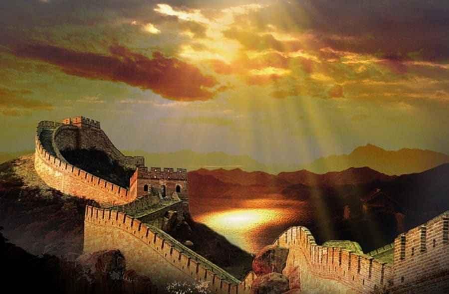 Китай, Великая стена