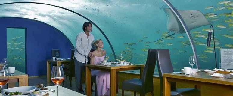 Restoran pod vodoj