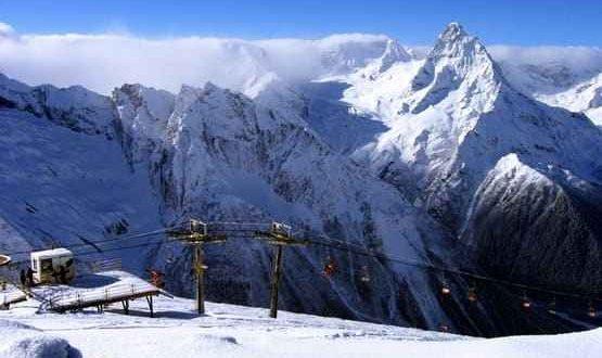 Zima Dombaj