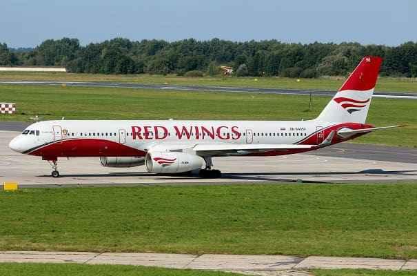 red vings
