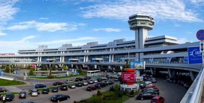 Airport-Minsk