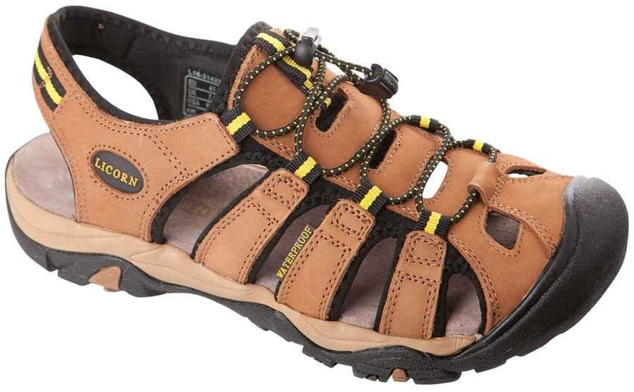 трекинговые сандалии