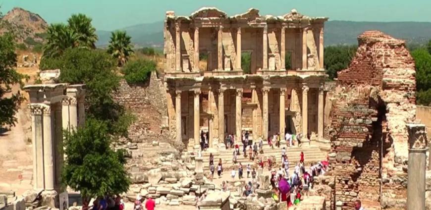 arheologicheskij kompleks Efesa